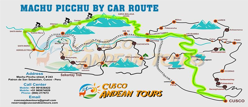 Cusco Andean Tours